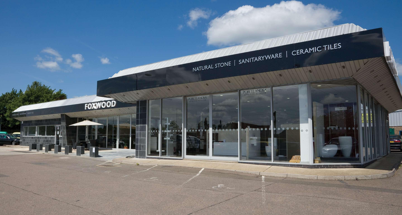 Foxwood showroom