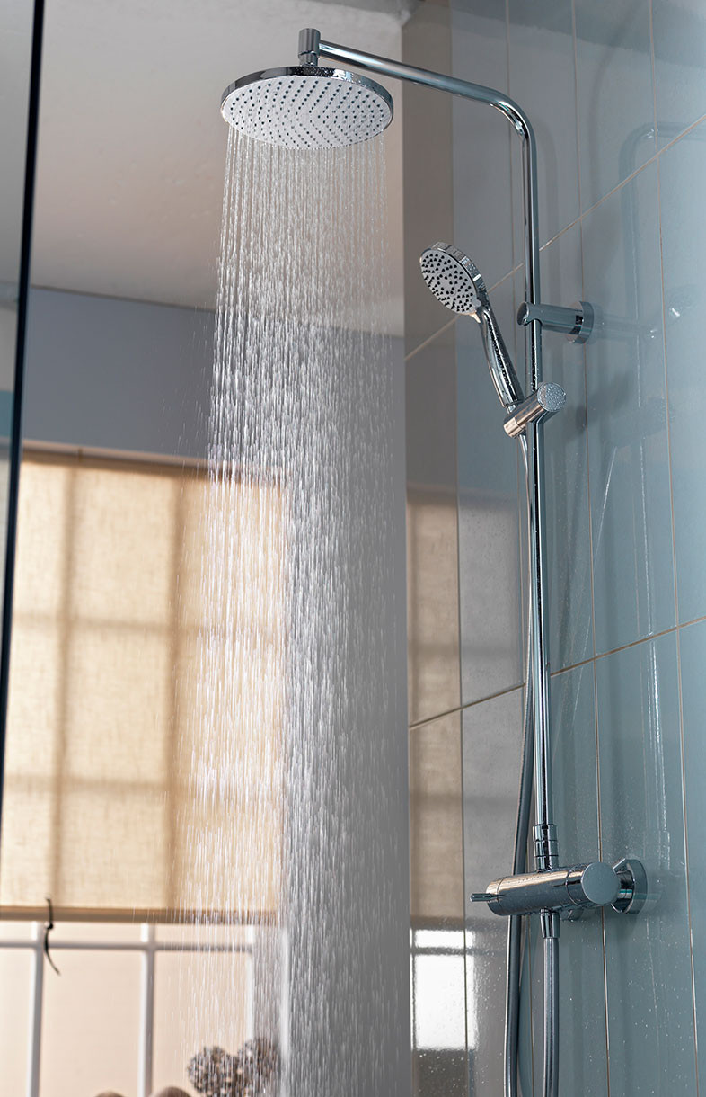 Aqualisa Midas 220 exposed shower column