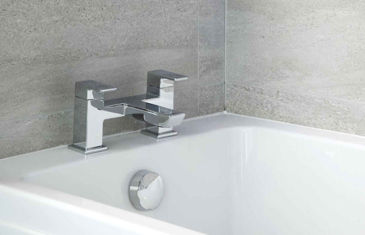 Bristan Cobalt bath mixer tap