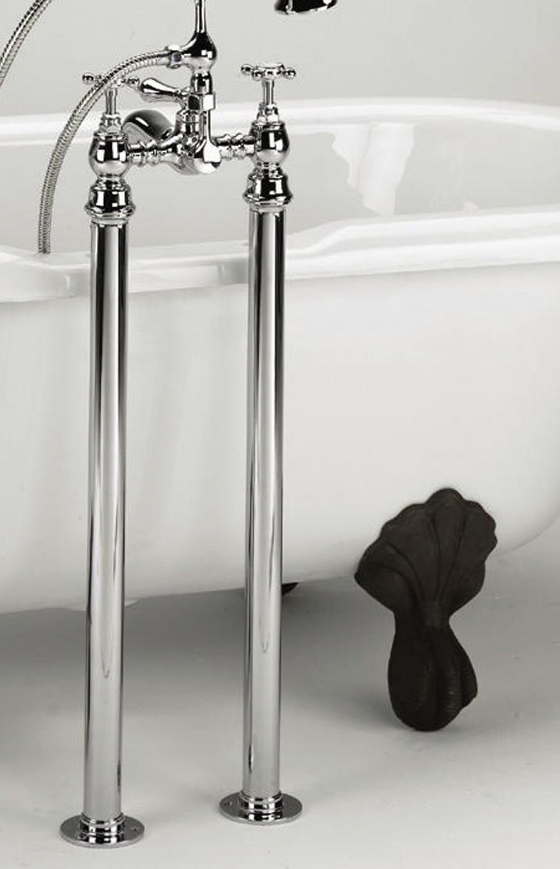 Bristan freestanding bath shroud covers