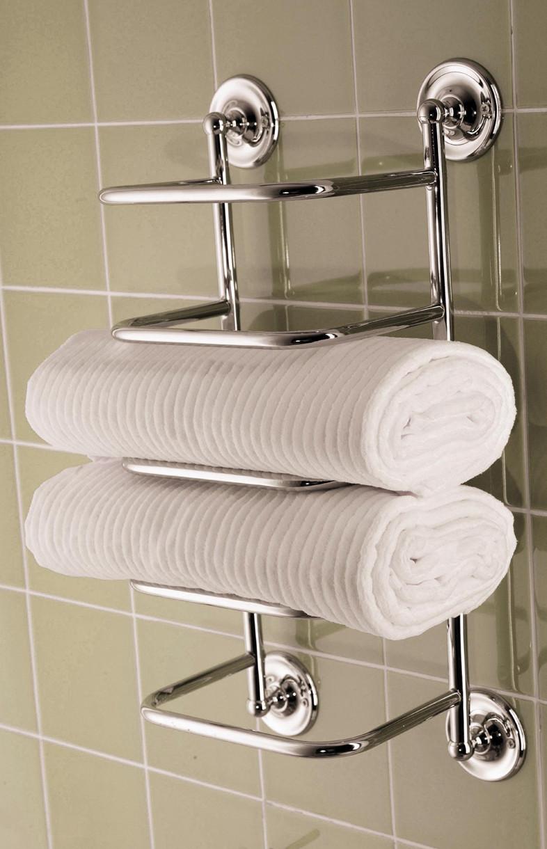 Bristan towel stack