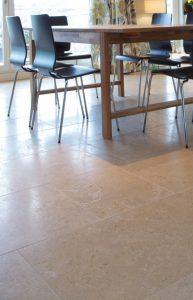 Ca Pietra Cognac satino natural stone tile