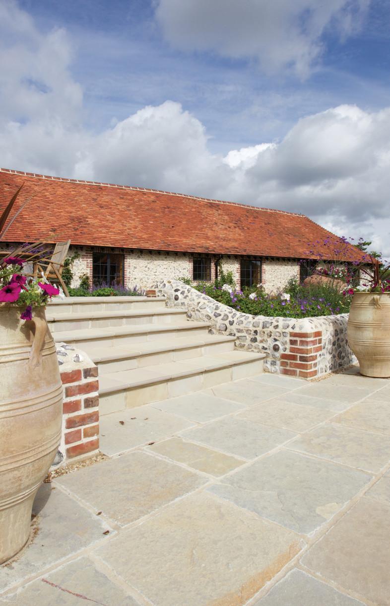 Ca Pietra Farley limestone natural tile