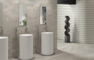 Edimax Sands grey porcelain wall and floor tilesmax-Sands-grey-porcelain-wall and floor tiles