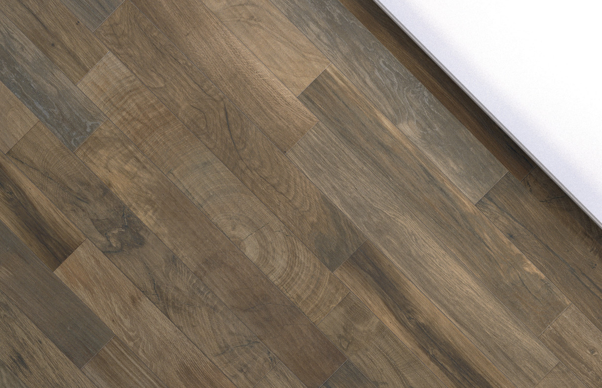 Edimax Wood-Ker-brown-porcelian-floor tile