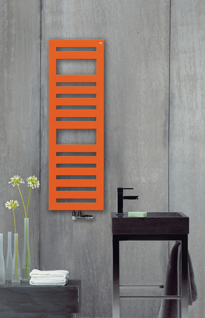 Zehnder Metropolitan radiator orange