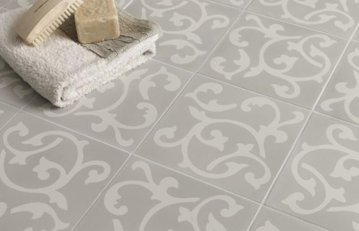 Ca Pietra - Bloomsbury - encaustic tile