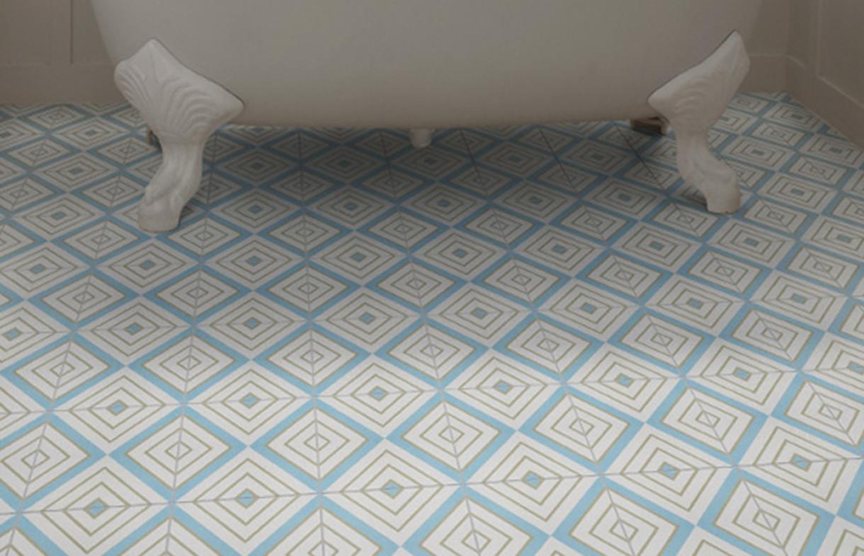 Ca Pietra - Darcy - encaustic tile