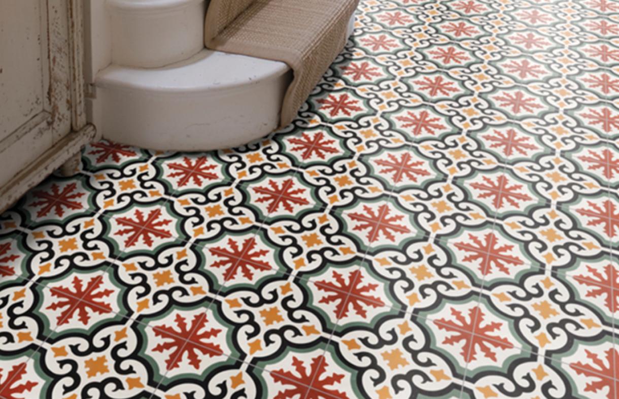 Ca Pietra - Salisbury - encaustic tile