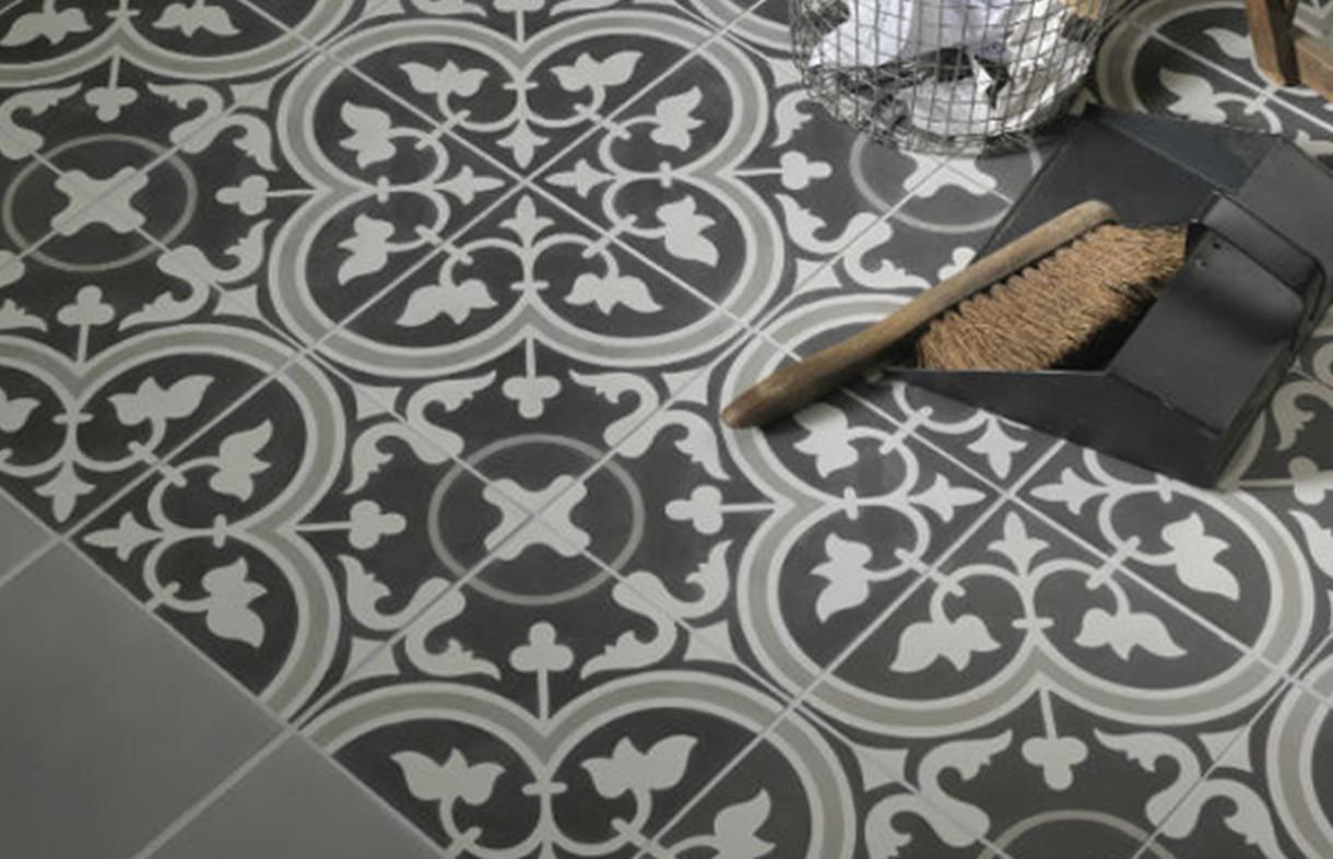 Ca Pietra - Seville - encaustic tile