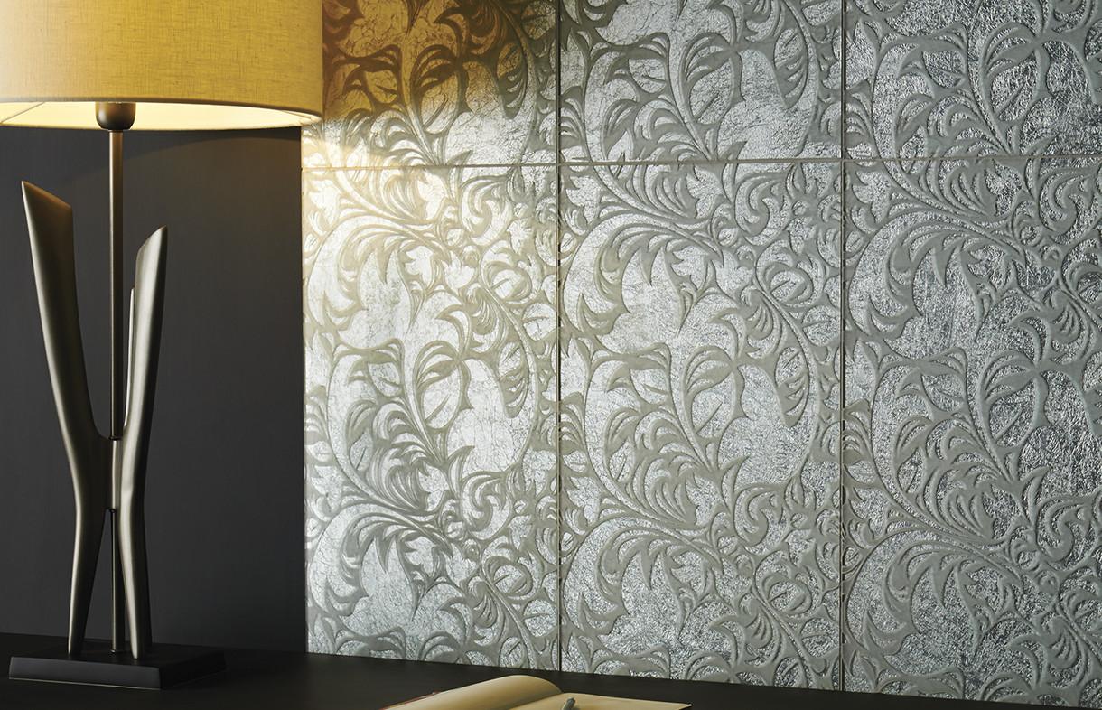 Original Style Glassworks Honfleur Silver tiles