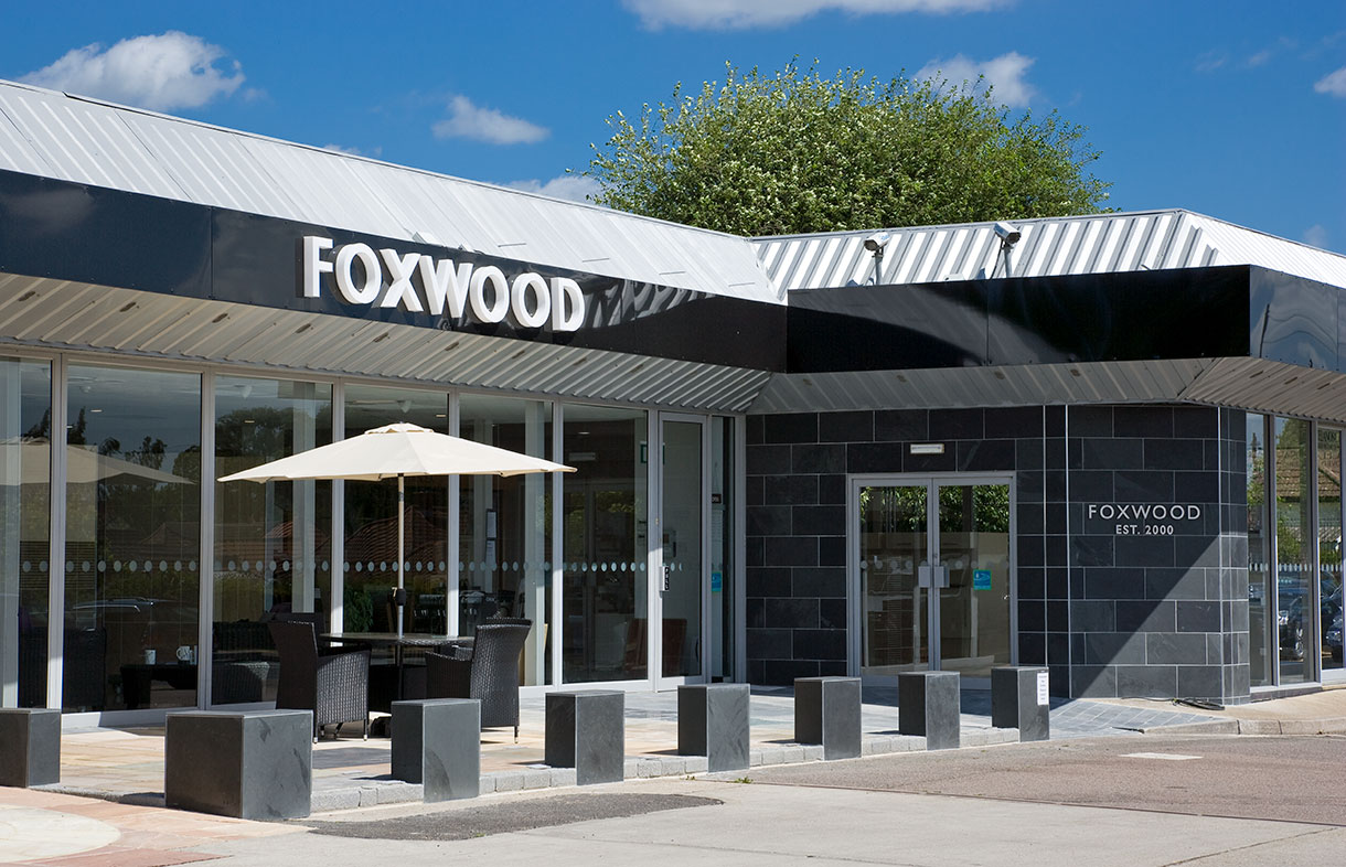 Foxwood-showroom