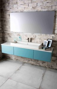 Bagno Design mezzanine bathrooms