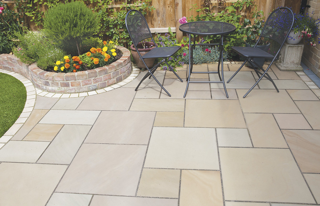 Global Stone Artisan Mirage Paving York Green