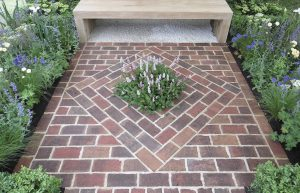 Global Stone clay pavers rose cottage