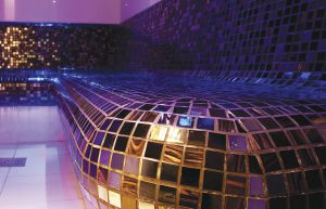 Waxman Cermaics gomeda mosaic tiles
