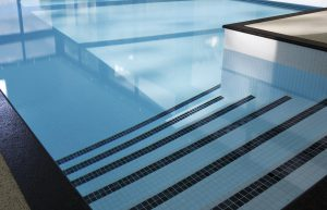 Waxman Cermaics lugano mosaic swimmin pool tiles