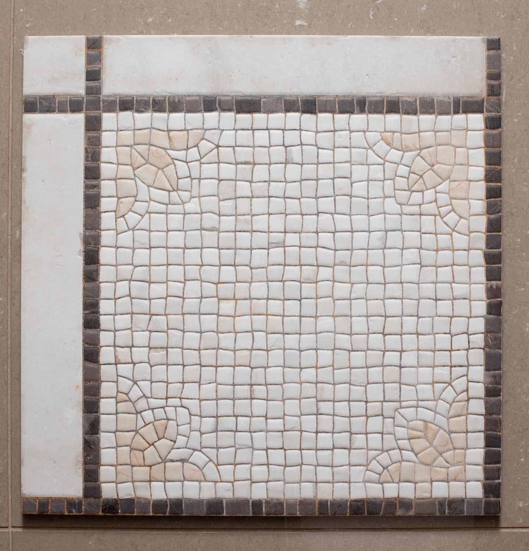 Ca'Pietra Spitafields Orangery pattern tiles