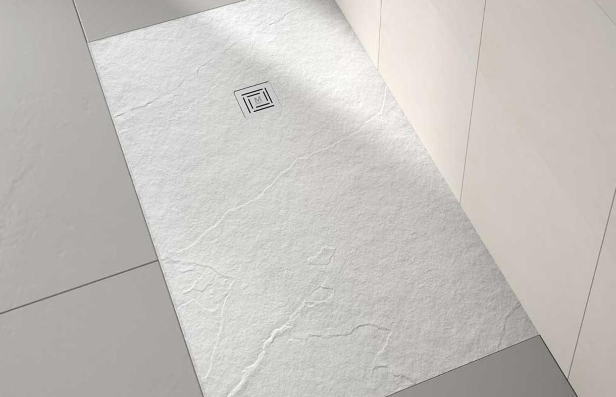Truestone White Flush with ground LR