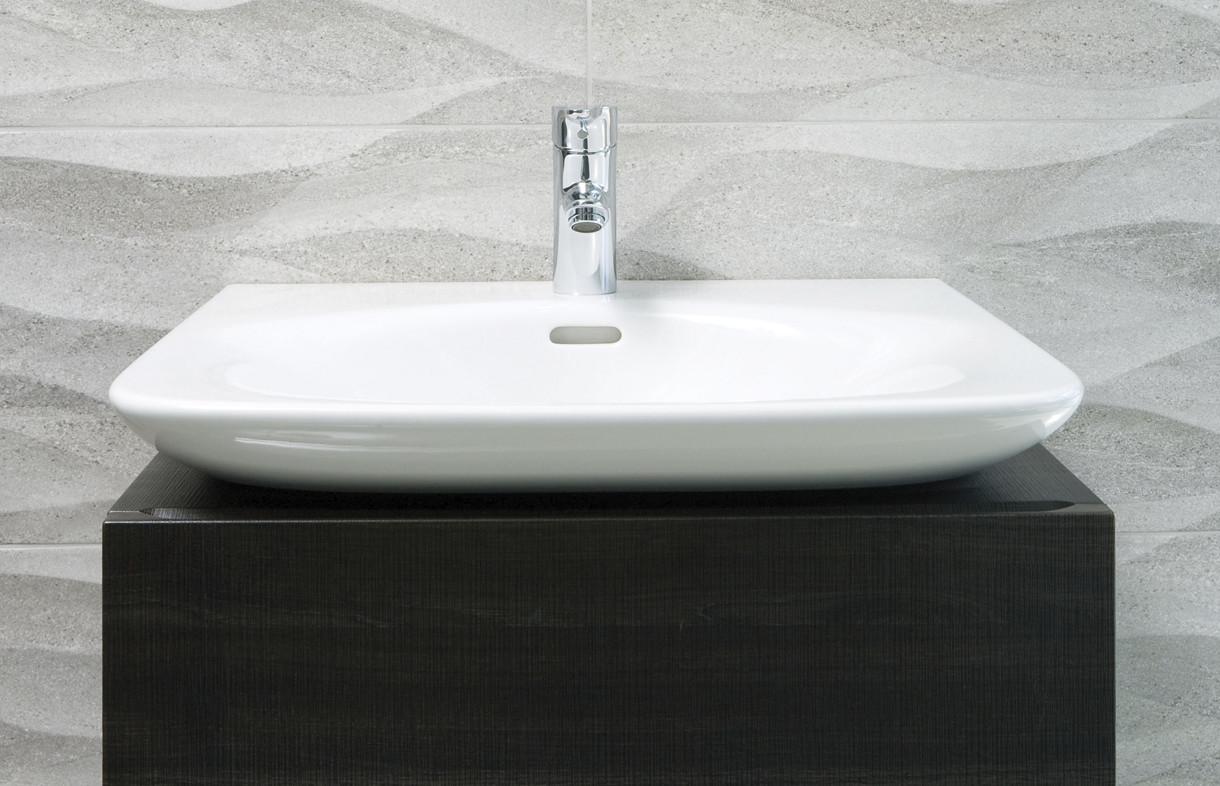 Laufen Palace anthracite vanity unit