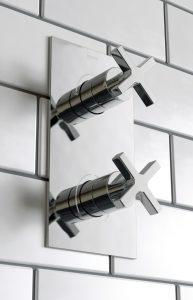 Bristan Cascade recessed shower valve