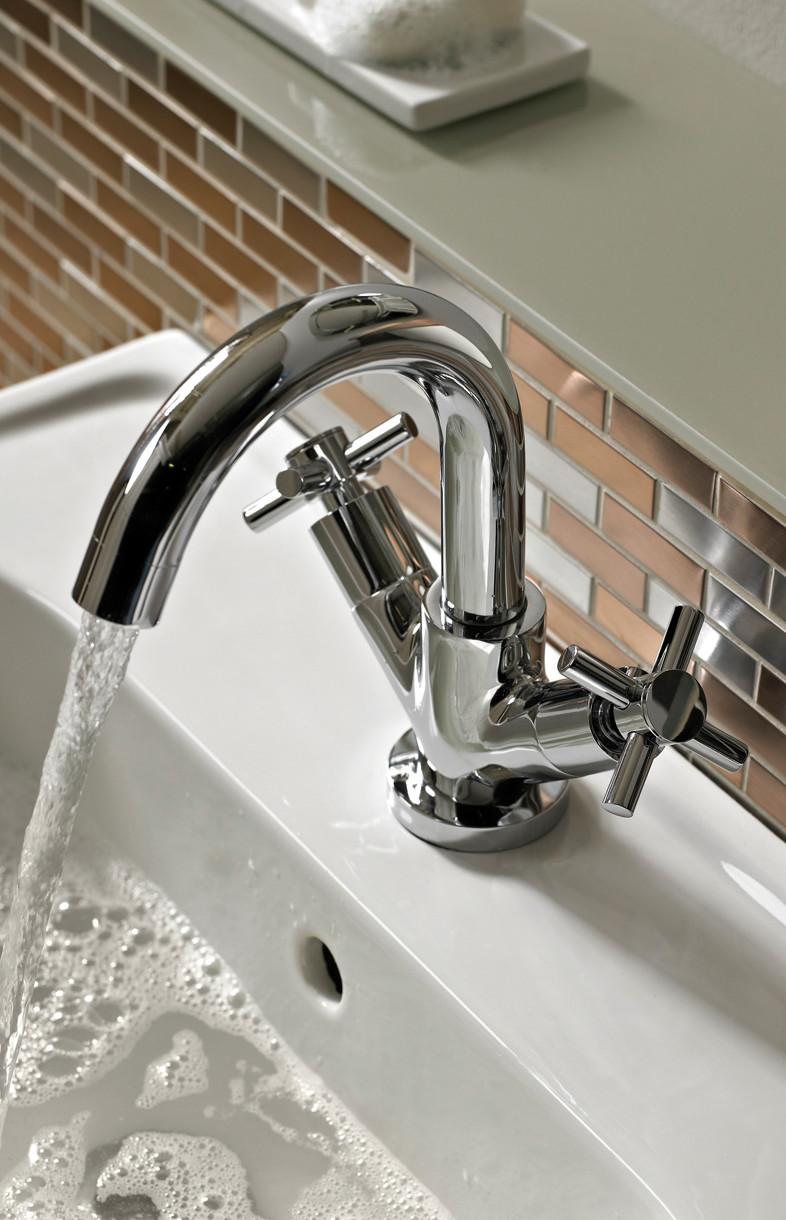 Bristan Decade basin mixer-tap