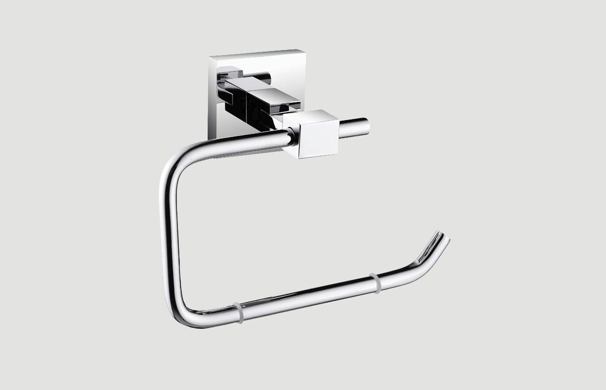 Bristan toilet roll holder square