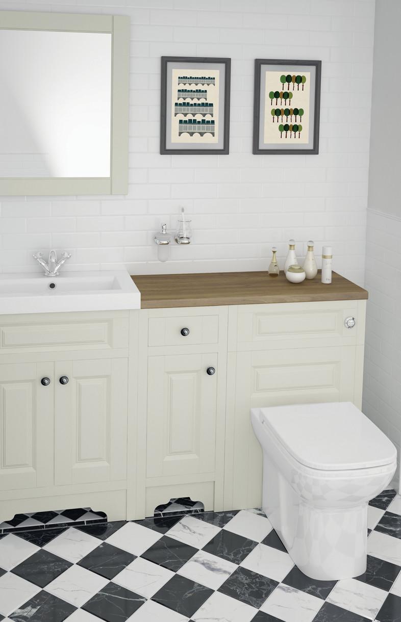 Mallard classic cahsmere bathroom furniture