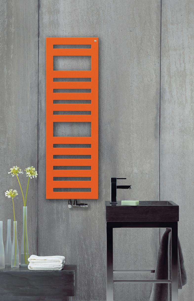 Zehnder Metropolitan radiator orange