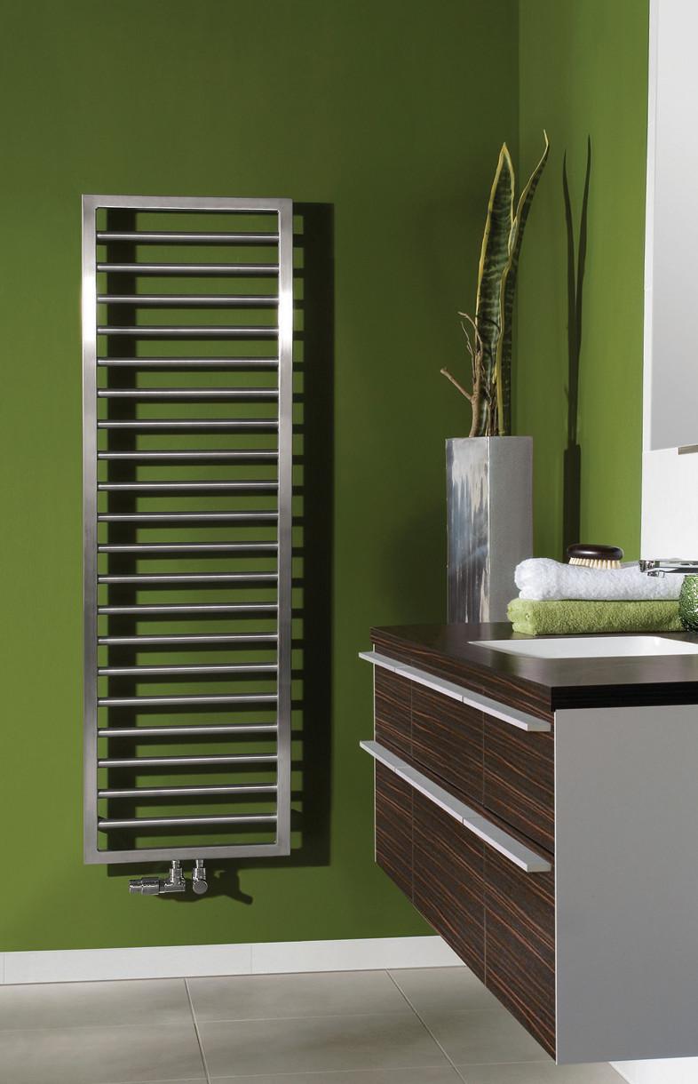Zehnder Subway stainless steel radiator