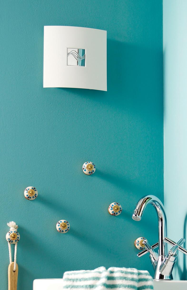 Zehnder silent wall fan with fascia options