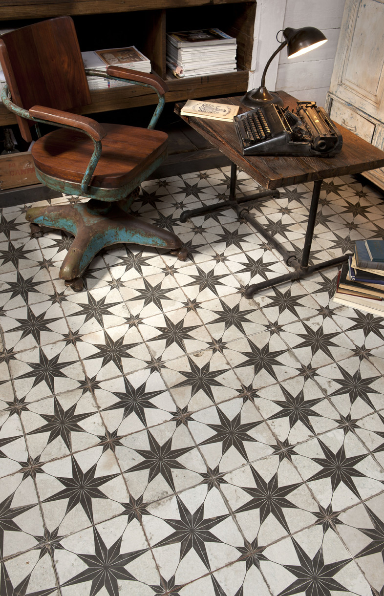 Ca Pietra retro star pattern ceramic tiles